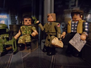 Aliens Minimates 25 Action