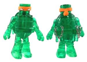 TMNT Minimate 12 Mutagen Mikey