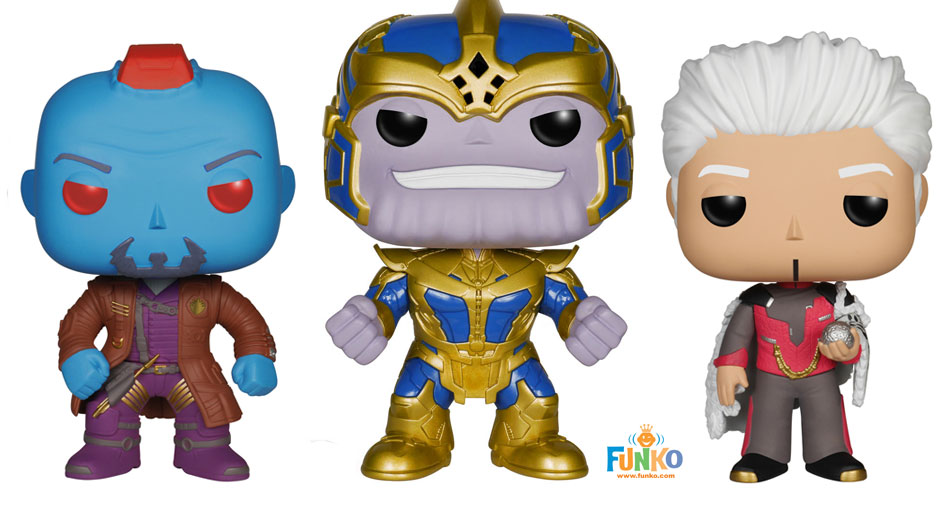 New Guardians of the Galaxy Series 2 POP's Revealed!