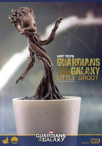 Guardians of the Galaxy 14 Little Groot Collectible (3)
