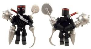 TMNT Kmart Minimate 01 Footbot