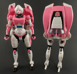 Transformers Generations Arcee 03