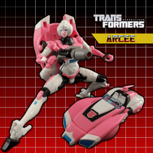 Transformers Generations Arcee 13 Title