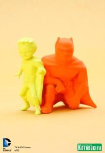 DC Universe Li'l Gotham Mini Figures (4)