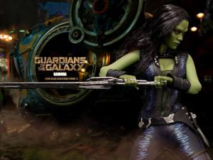 Guardians Of The Galaxy - Gamora (14)