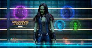 Guardians Of The Galaxy - Gamora (4)