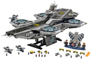 LEGO SHIELD Helicarrier 76042 (11)