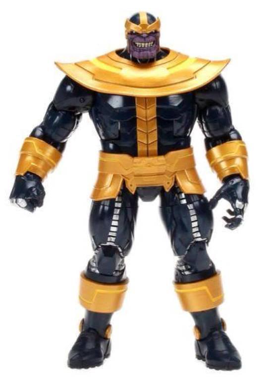 Marvel Legends Avengers 2 BAF Thanos series