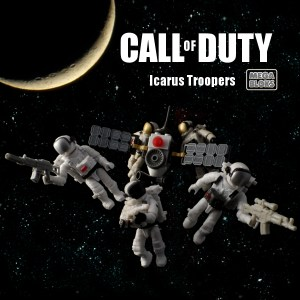 CoD Space Icarus 19 Title