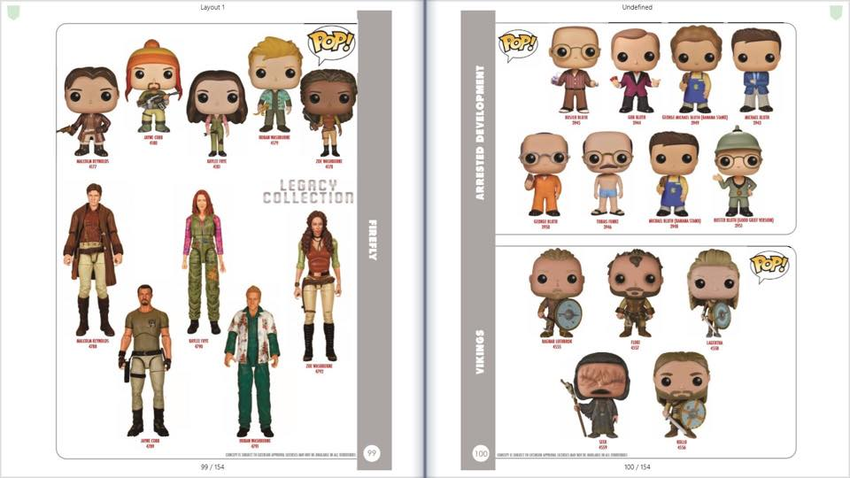 New Funko POPS, Legacy, minis and More!! Firefly Legacy, Futurama, Family Guy and More!