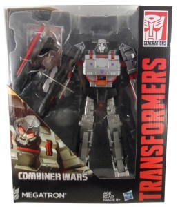 Generations Leader Megatron 01 Box