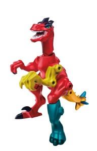 Jurassic World Hero Masher Dino - Mashers 2
