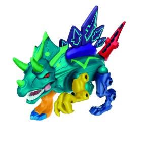 Jurassic World Hero Mashers Hybrid Dino - mash-up of figures