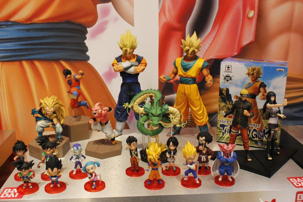 Bandai Toy Fair 2015!