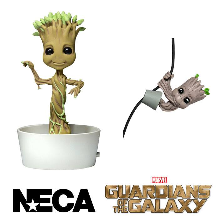 NECA Reveals a Groot Body Knocker And Scaler!
