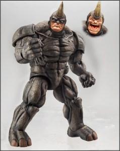 SpiderManLegends-wave2-Rhino Build a Figure