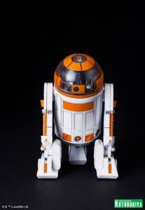 Star Wars R3-A2 & K-3PO ARTFX (19)