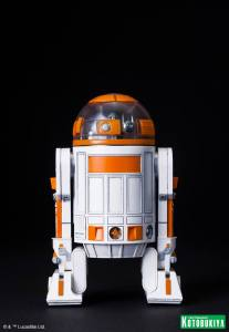 Star Wars R3-A2 & K-3PO ARTFX (27)