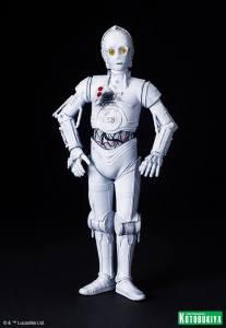 Star Wars R3-A2 & K-3PO ARTFX (7)