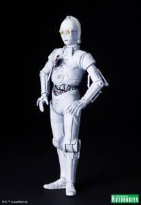 Star Wars R3-A2 & K-3PO ARTFX (8)