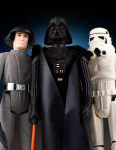 Star Wars Villain 3 Pack Jumbo Figures (3)