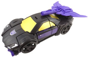 Transformers Blackjack 08 Car Gun
