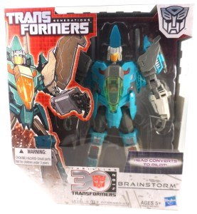 Transformers Generations Brainstorm 01 Box