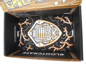 Loot Crate April Fantasy 10 Box