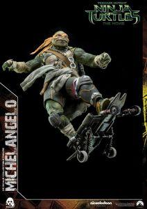 TMNT Leonardo and Michelangelo (3)
