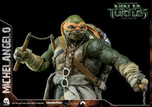TMNT Leonardo and Michelangelo (6)