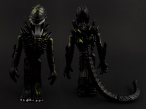 Aliens Minimates Drake 02