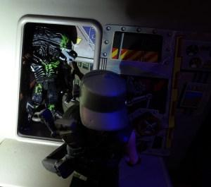 Aliens Minimates Drake 13