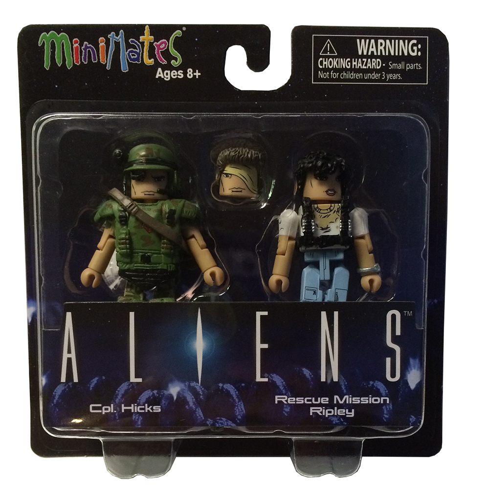 Aliens Minimates Series 1 Rescue Mission Ripley