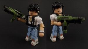 Aliens Minimates Hicks Ripley 05