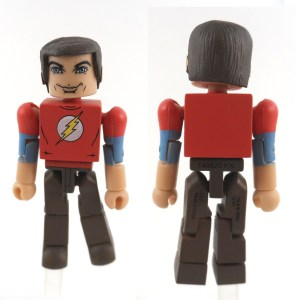 Big Bang Theory Minimates 12 Sheldon