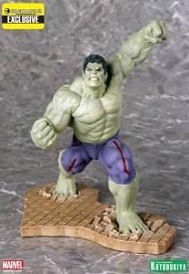 Entertainment Earth Exclusive Rampaging Hulk ARTFX (1)