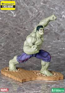 Entertainment Earth Exclusive Rampaging Hulk ARTFX (2)