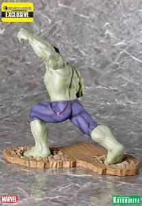Entertainment Earth Exclusive Rampaging Hulk ARTFX (6)