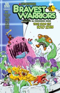The best selling comic for May that was not published by Marvel or DC