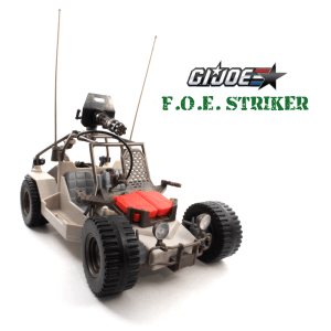 GI Joe FOE Striker 19 Title