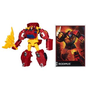 Legends Rodimus Robot