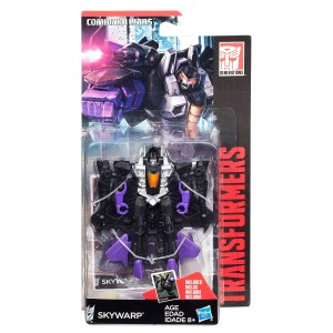 Legends Skywarp Pkg