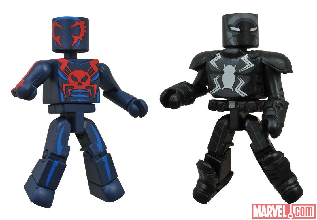 Walgreens Exclusive Marvel Minimates