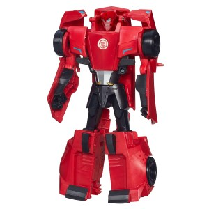 Three StepSideswipe Robot