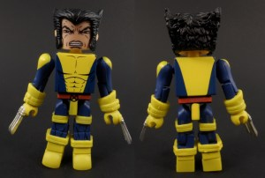 XMen Minimates Wv60 14 Wolverine