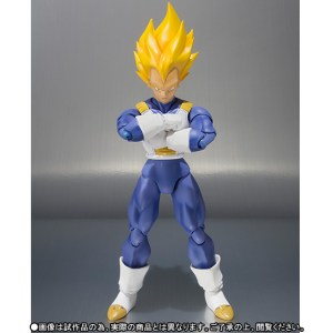 Dragon Ball Z Super Saiyan Vegeta (2)