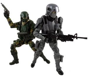 Marauder Task Force 30 Action