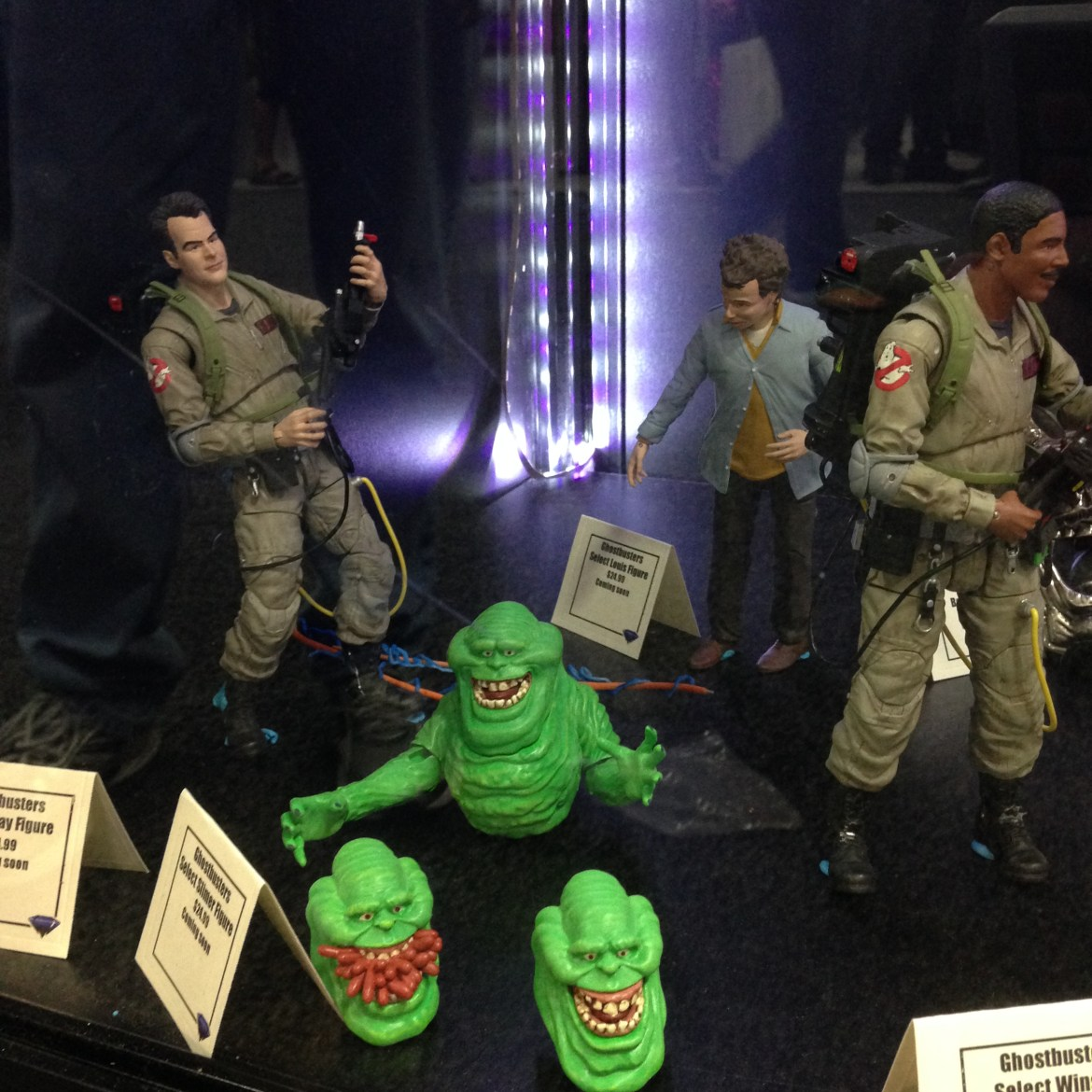 SDCC Diamond Select Booth Pictures