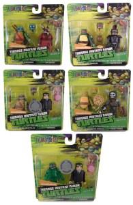 Teenage Mutant Ninja Turtles Minimates Series 2 TRU Packaging