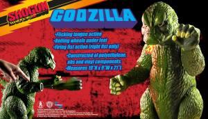 Toynami Shogun Godzilla